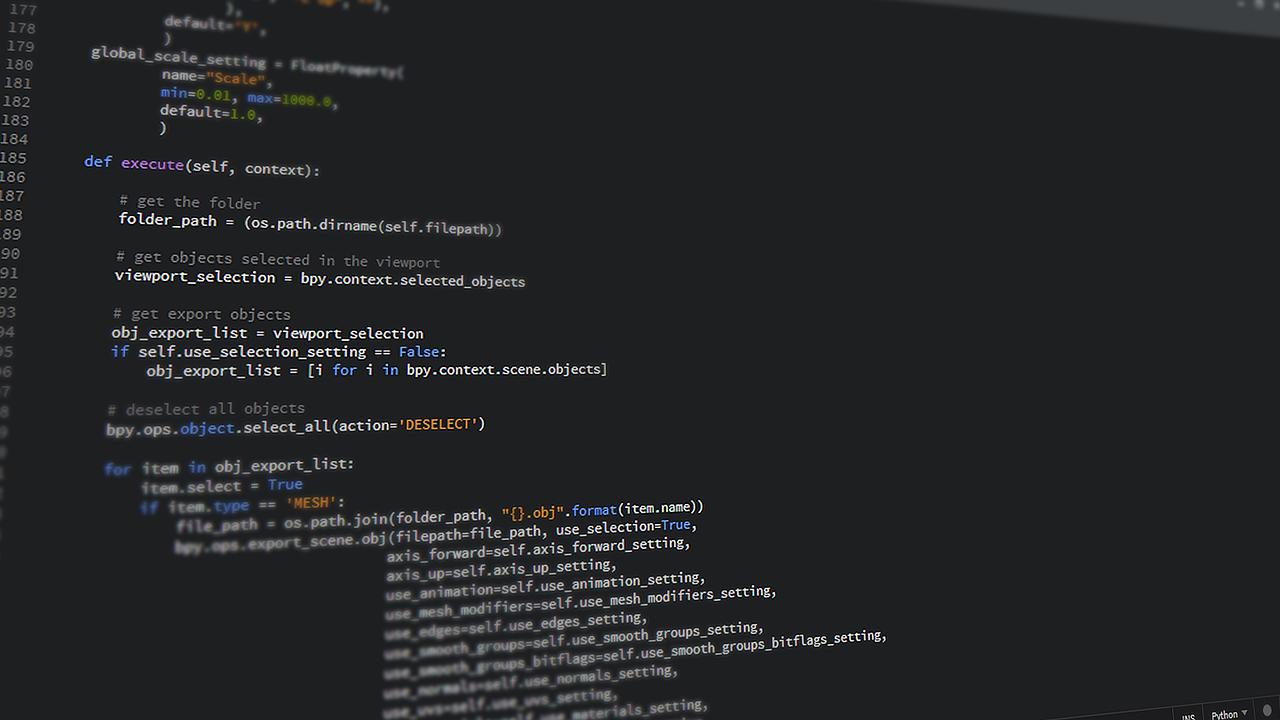 Python programmeren voor beginners